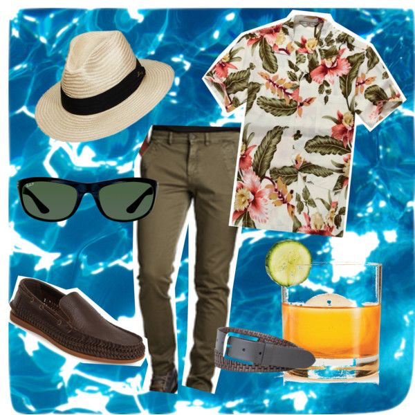wonderful havana outfit for men party